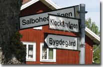 Länkar tursim, turist länkar, Västmanland. Svartådalen. Nära Västerås
