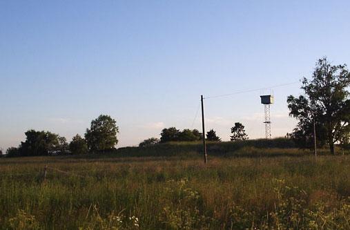 Byberget i Hassmyra, Fläckebo, Västmanland