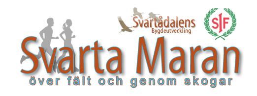 Svarta Maran 2012 - en motionslopp för alla